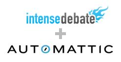IntenseDebate + Automattic